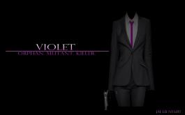 Violet - Agent, Killer, Hitman