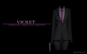Violet : Agent. Killer. Hitman